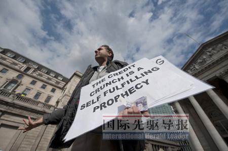一个伦敦Banker的G20生活:从前日子一去不返了ZT