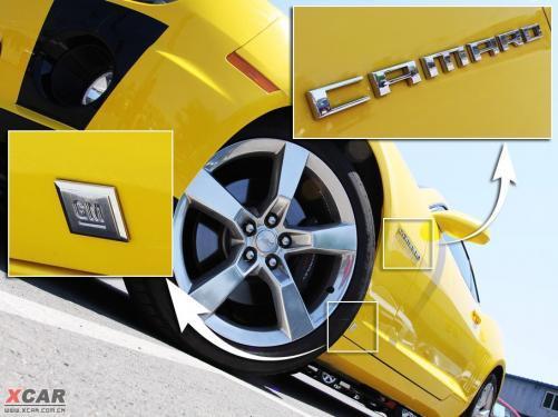 雪佛兰camaro ss纯正美式超跑 静态体验雪佛兰camaro s 高清图片