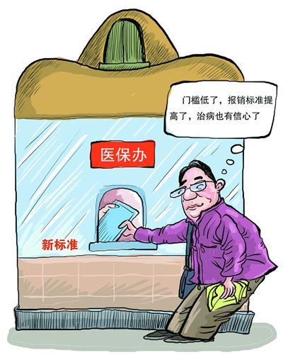 至北京居民医保社保卡今起发放