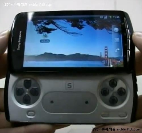 索爱PSP Phone明年三月开卖