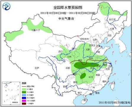 目前受冷空气影响,中国中东部地区将陆续出现雨雪及降温天气,南方部分地区将有可能出现道路结冰,会对交通出行产生一定影响。