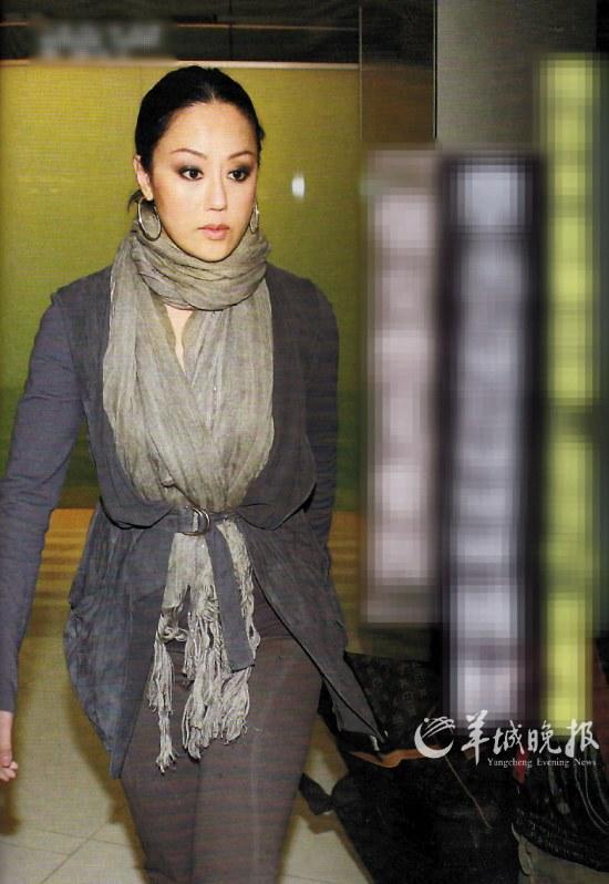 """章小蕙资料_好友透露:章小蕙曾向警署报案称""""女儿想见我""""——中新网"""