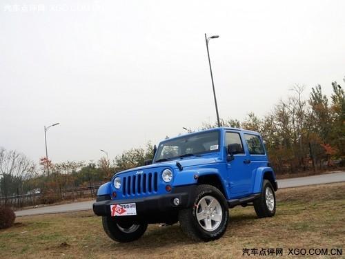 jeep牧马人小降2.2万元 有紧俏现车到店 高清图片