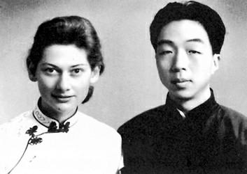 杨宪益夫妻情缘 金头发变银白了,金子的心不变