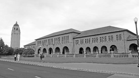 斯坦福:牛校定律造就巨人学校——中新网 - 赵大良 - 丹崖临风