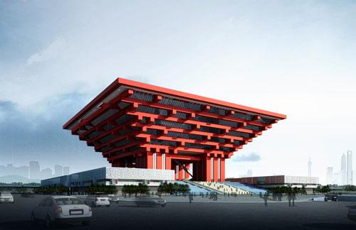 2010年上海世博会各国场馆设计理念介绍 - 广度°Extent Design - 广度°Extent Design