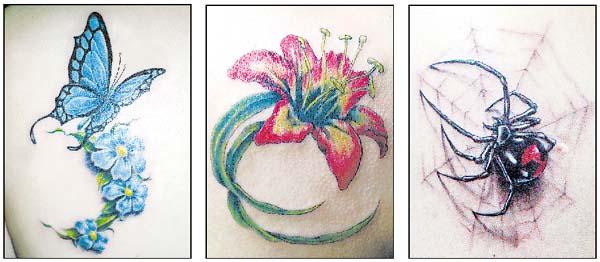 人体艺术图册_人体画布上的艺术(图)(2)