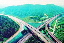 江西四条高速同时通车