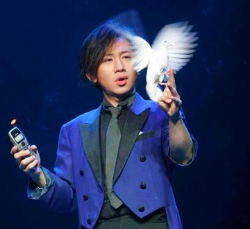 国际魔术节国庆开幕