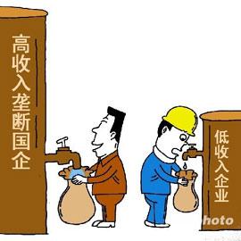 焦点一:收入分配改革