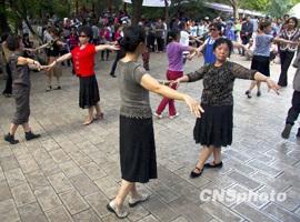 中国人民生活水平进一步提高