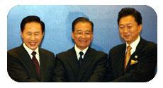 第二次中日韩领导人会议