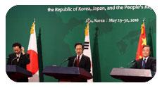 第三次中日韩领导人会议