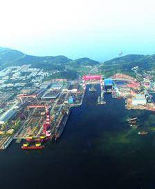 <b>来福士海洋工程全景</b>