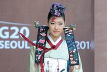 韩国排练韩服服装秀迎接G20峰会