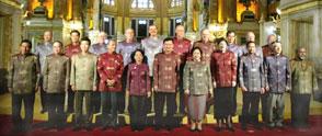 2003年 泰国民族服装