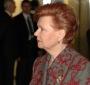 """<p>拉脱维亚前总统</p> <p>弗赖贝加</p> <p>她是拉脱维亚加入欧盟和北约的最大功臣。被称政坛""""灰姑娘""""的她,后来也和潘基文竞争联合国秘书长职务。</p>"""