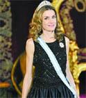 西班牙平民王妃
