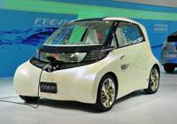 丰田广州车展阵容:新能源车型主导