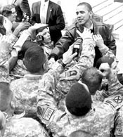 奥巴马脱身阿富汗,难!