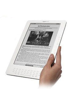 亚马逊Kindle 3暂缓入华
