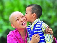 85后癌症妈妈候选感动中国人物