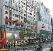 台北忠孝敦化商圈