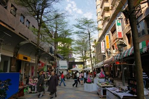 台中东海国际艺术街