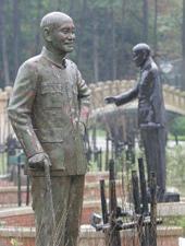 """让蒋介石心动的""""桃花源"""""""