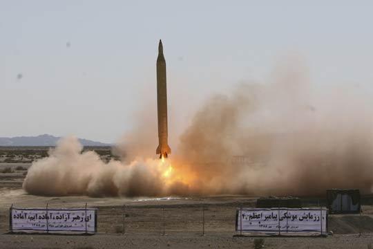伊朗军事演习 火力好猛