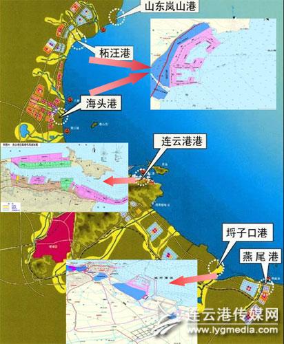 规划先行 连云港人 拥抱大海 走向美好的未来图片