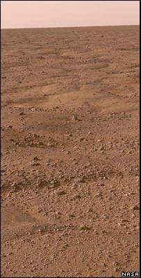 凤凰号从火星发送回第一批照片[组图] - 温一壶热酒 - 温一壶热酒