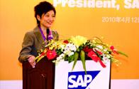 SAP萧洁云:努力减少碳足迹