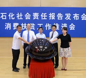 中国石化发布第十二份年度社会责任报告
