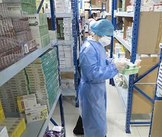 武汉慢病重症药店 每日人均拿药3万盒