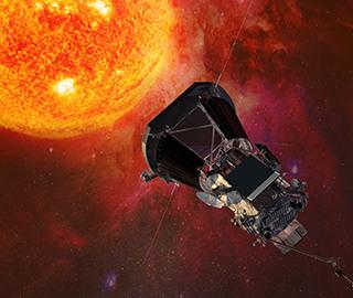 NASA太阳探测器完成热力保护系统安装
