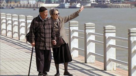 情侣远隔重洋 55年不忘情 82岁高龄终成眷属