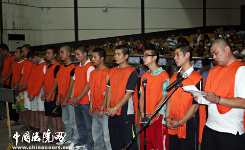 许昌河南:自定家法短发帮人打架14人涉黑受发型韩范帮规女生图片