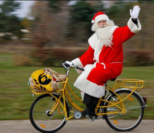 精彩圣诞:看看世界最美最性感圣诞老人(组图