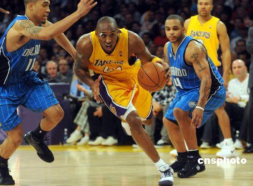 2009年NBA总决赛第一场湖人VS魔术在线直播