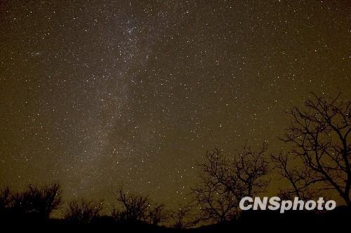 獅子座流星什么時候出現?幾年出現一次?