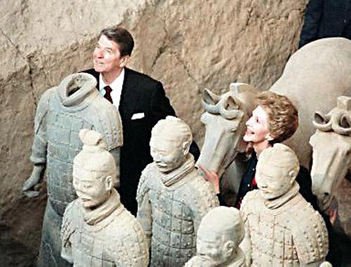 歷任美國總統訪華圖片一覽 - 云中漫步 - hanlimin_cool 的博客