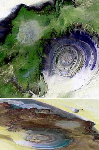 盘点地球上最酷似外星景观的十大地区(组图)