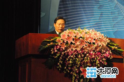 第三届华合论坛开幕 围绕构建中原经济区开展合作