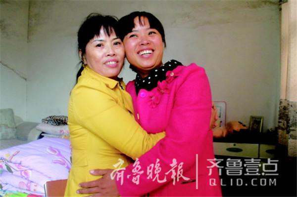 5岁女孩被拐到聊城 28年的寻亲终找到千里之外的母亲