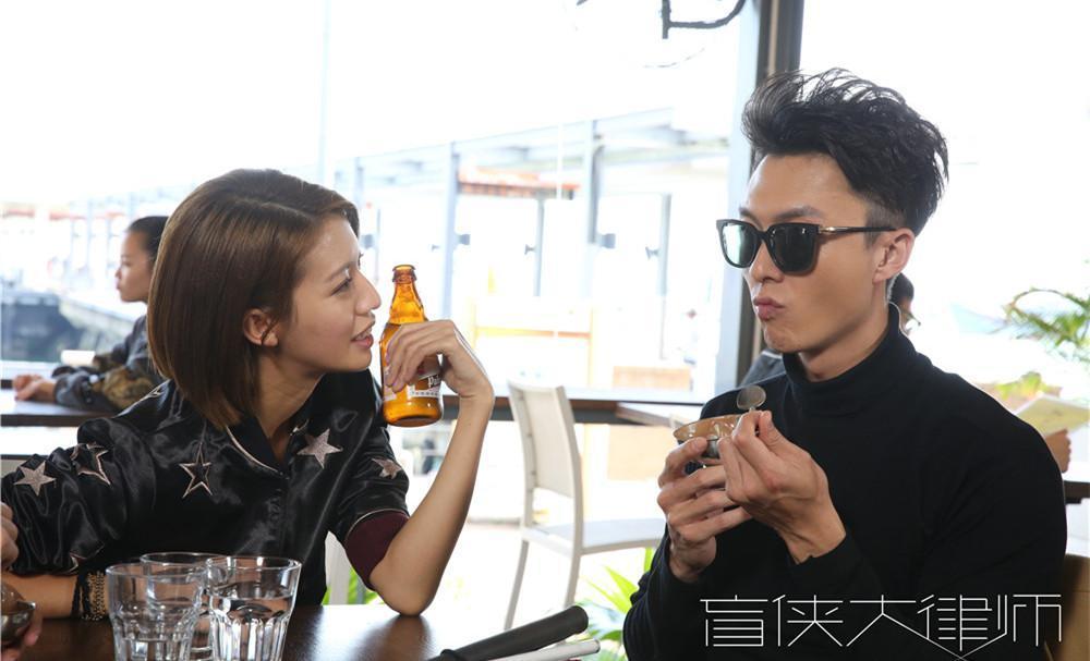"""蔡思贝新剧秀身段 TVB御用""""公鸡碗""""再亮相谁是谁的谁鲜橙"""