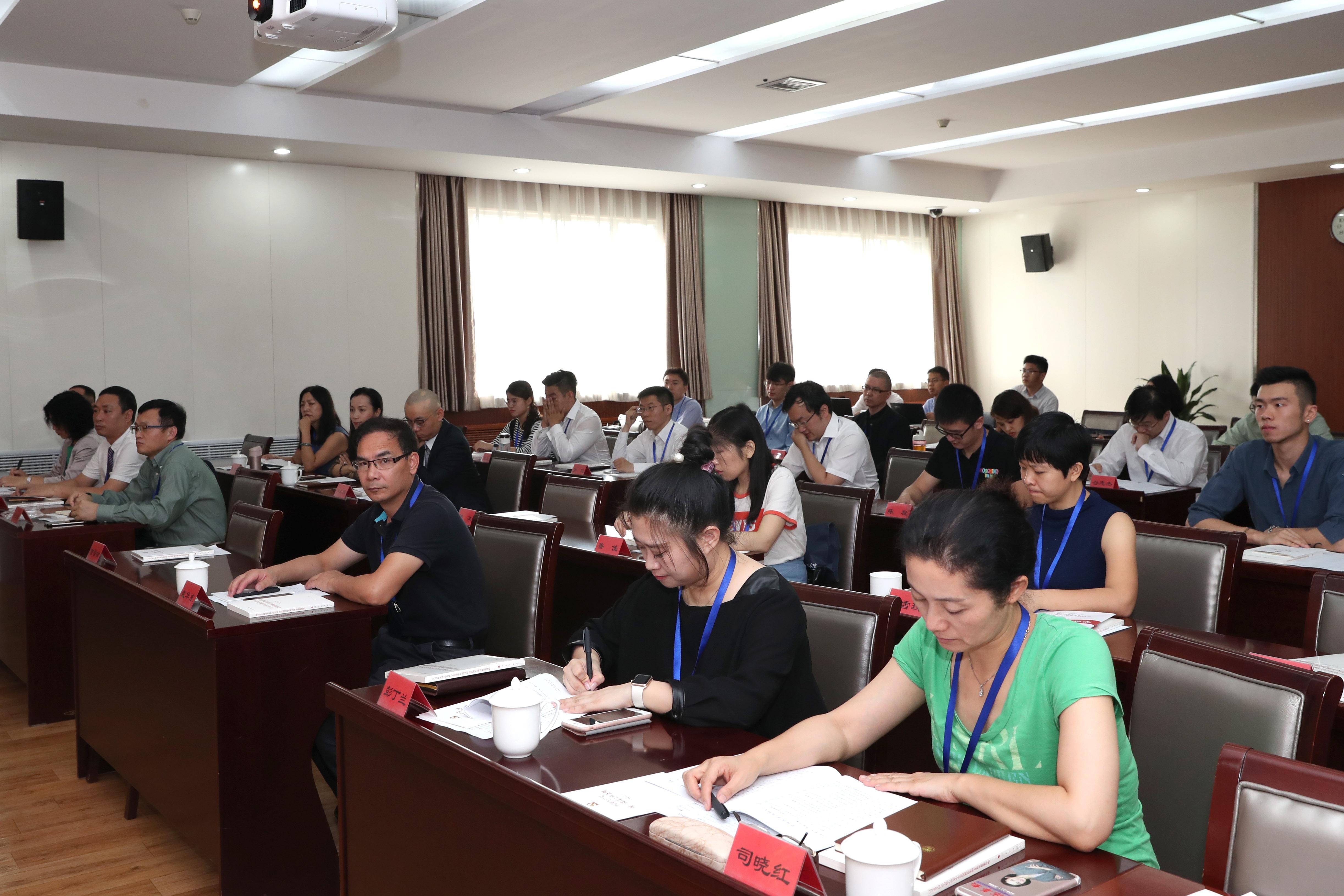 近40位海外留学代表人士在北京研修中华文化
