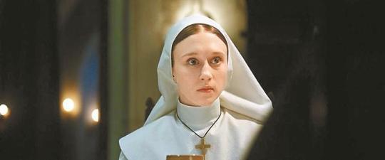 《鬼修女》登顶北美周末票房榜