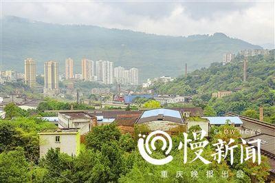 [影戏钢厂綦江]綦江这个老厂区成了电影拍摄基地