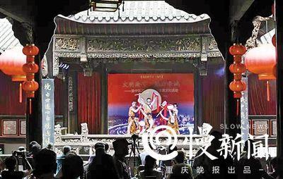 """重慶歷史上有近千座會館 現存最早的名叫""""萬壽宮"""" 重慶市委書記孫政才"""